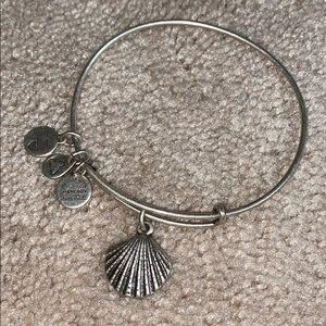 Alex & Ani Seashell Bracelet